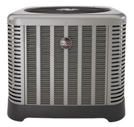 ruud air conditioner unit