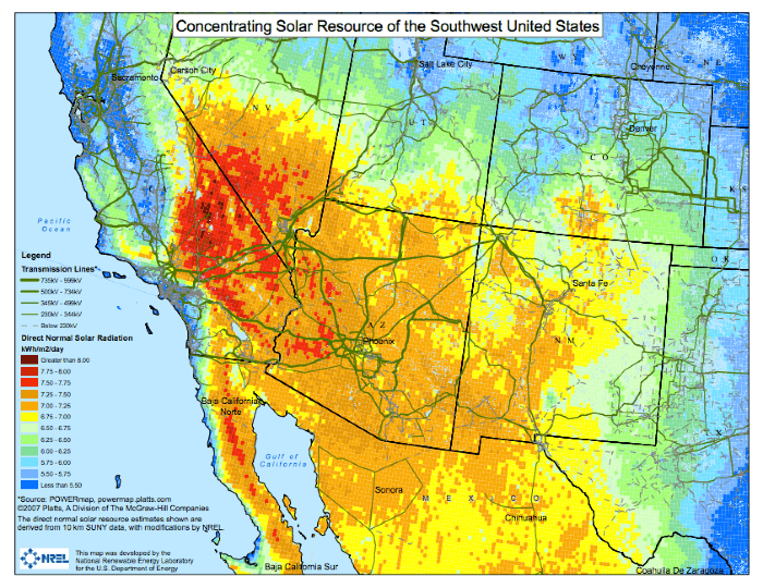 How Many Solar Panels Will Power Your Home Modernize - Solar-panel-map-us