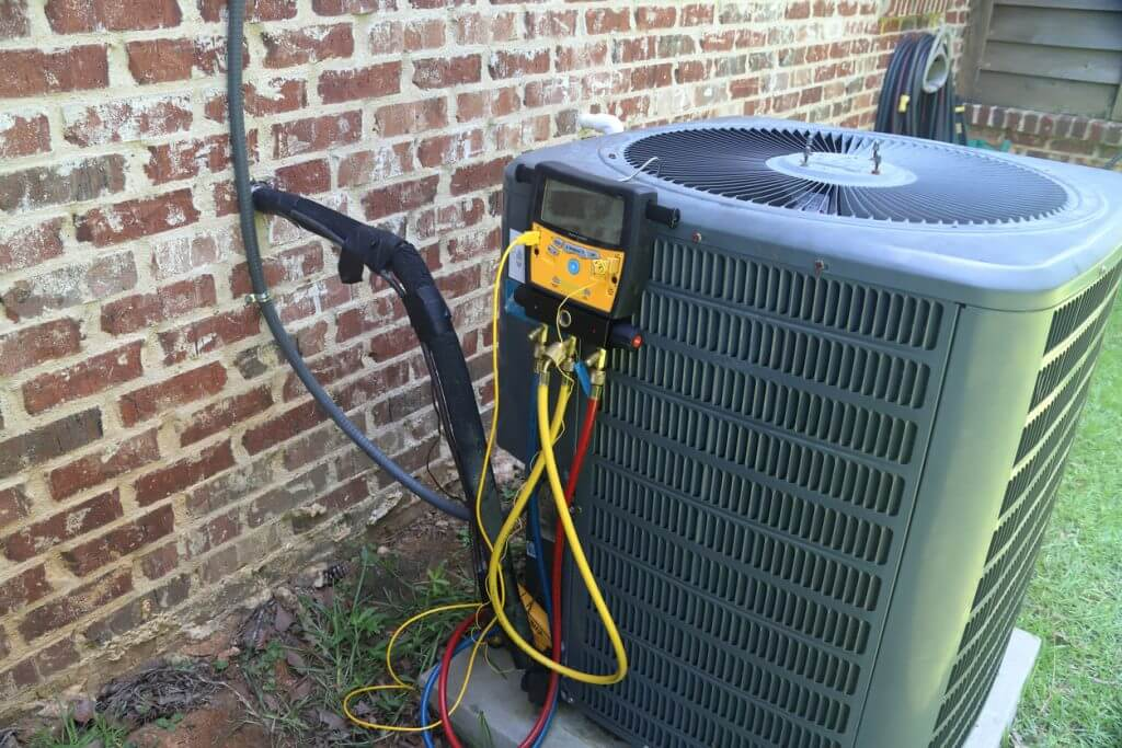 hvac installation near me