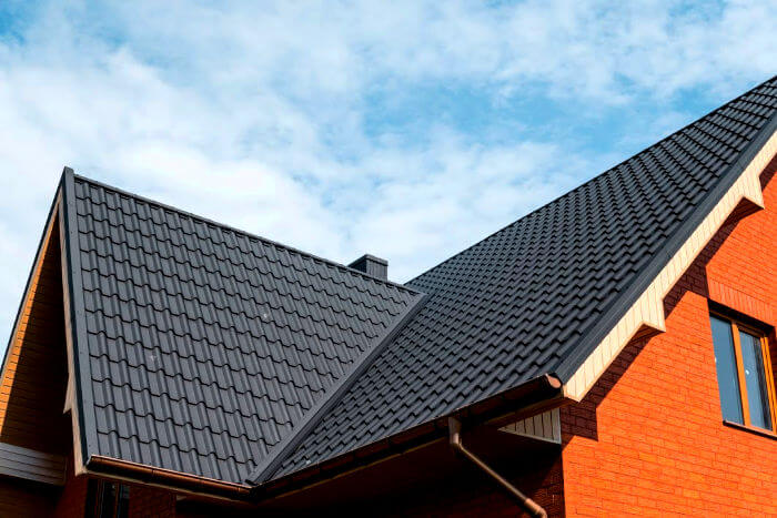 metal roofing shingles
