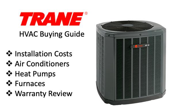 trane hvac buying guide