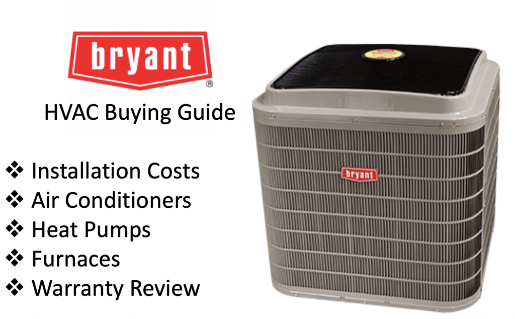 bryant AC unit buying guide