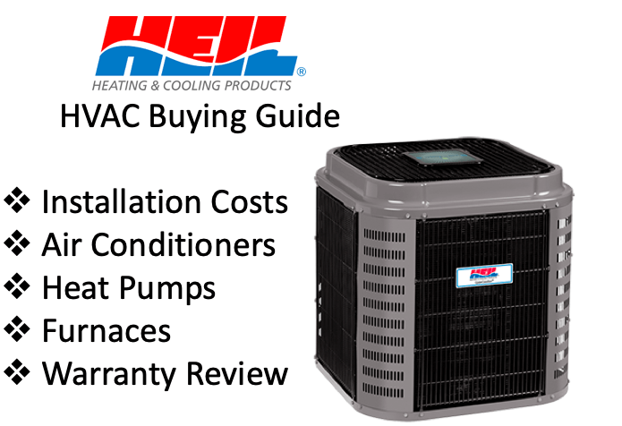 Heil HVAC buying guide