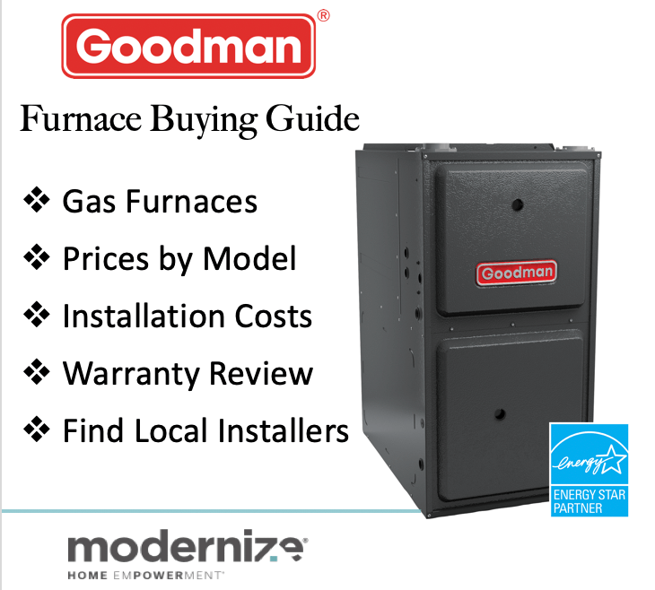 goodman furnaces buying guide