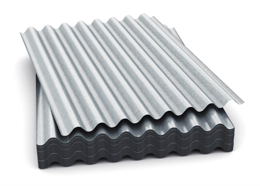 tin roofing panels