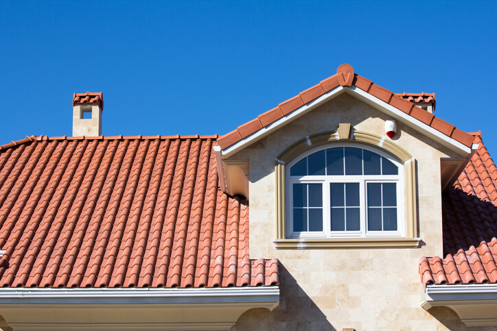 tile roof shingles