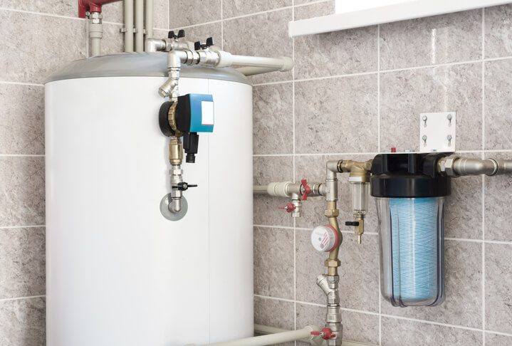 gas water heater installation near me