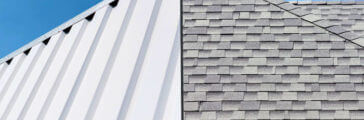Metal Shingles vs Asphalt Shingles: Pros and Cons