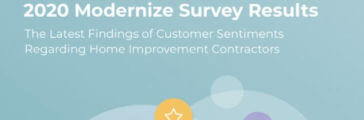 eBook: Homeowner Project Preferences: 2020 Modernize Survey Results