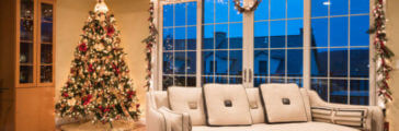 Home Improvement for the Holidays: Homeowners Forgo Travel, Treat Their Homes