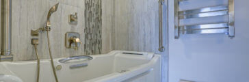 The Advantages of Walk-In Tubs
