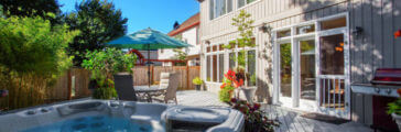 Improving the Energy Efficiency of Hot Tubs