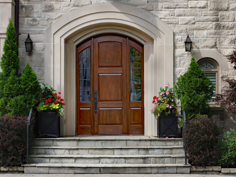 arched-sidelights
